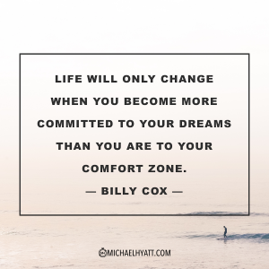 Life will only change